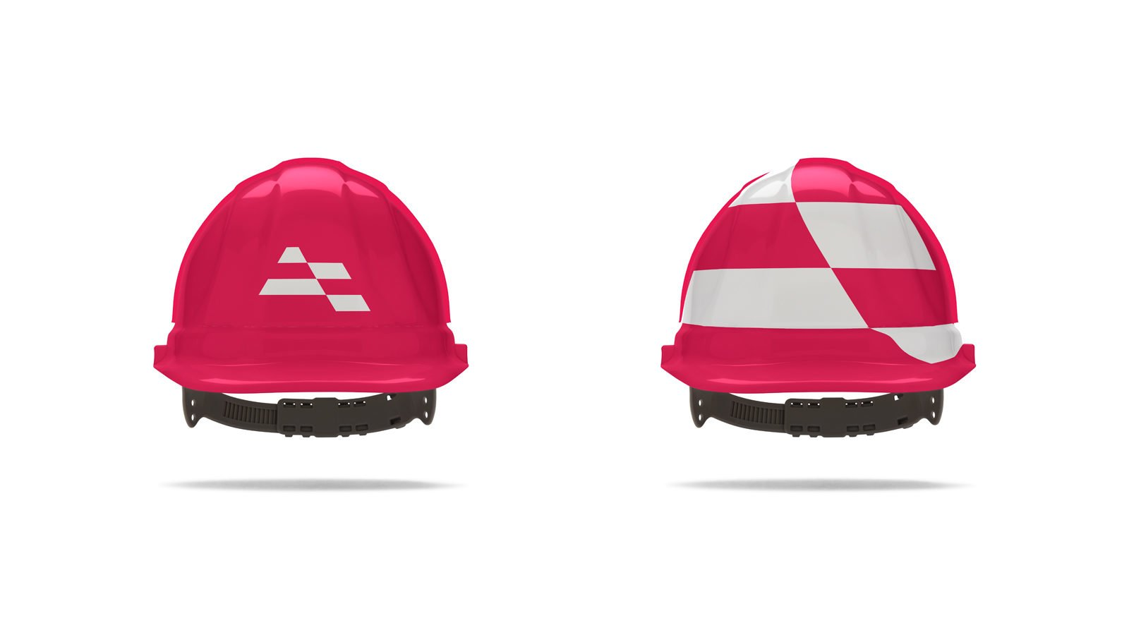 Ashley Energy Civic Brand Identity Helmets by Bullhorn Creative