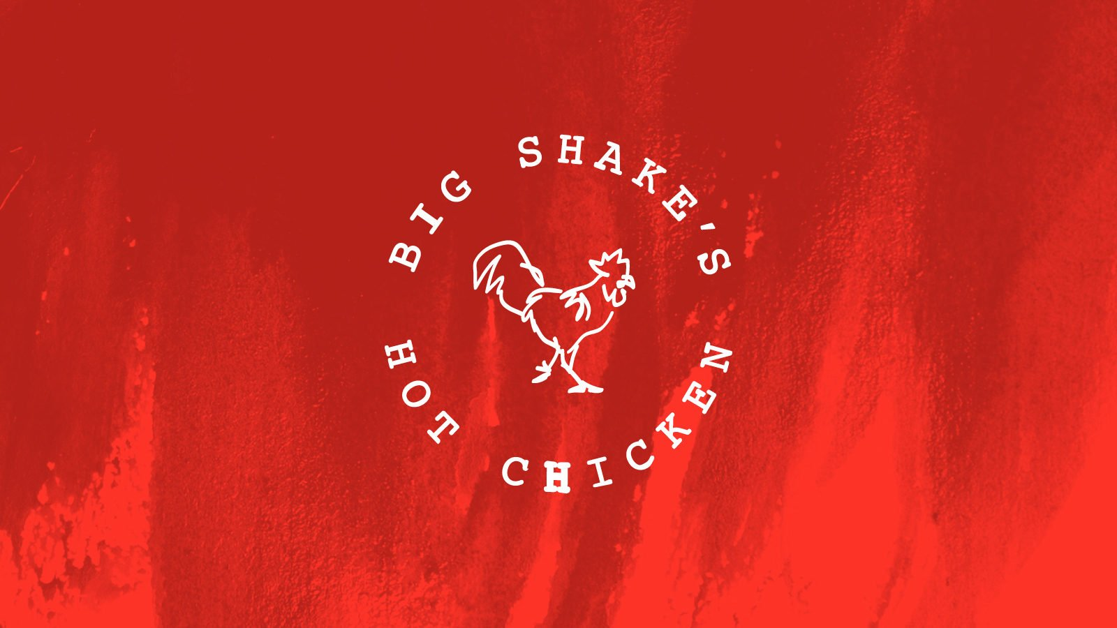 An Identity for Big Shakes Hot Chicken By Bullhorn Creative