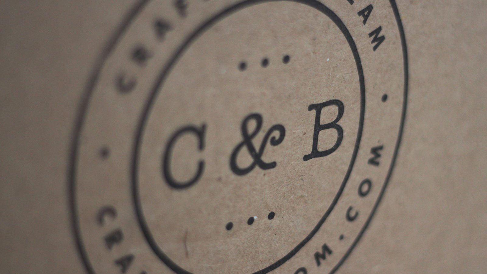 An Identity for Crank & Boom Ice Cream By Bullhorn Creative