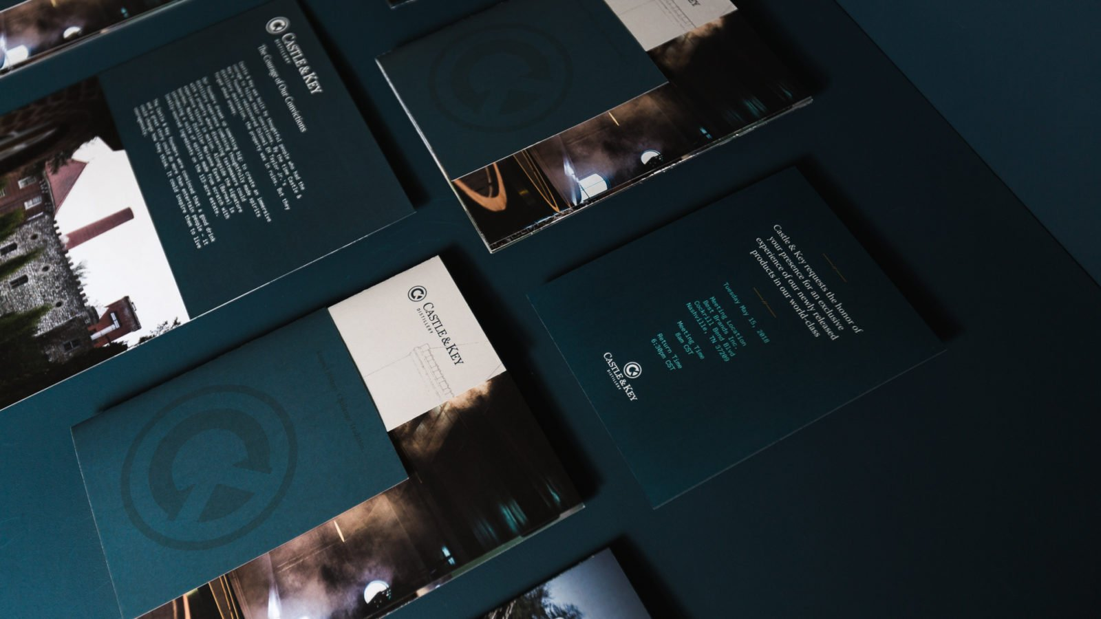 Castle & Key Branding Welcome Packet