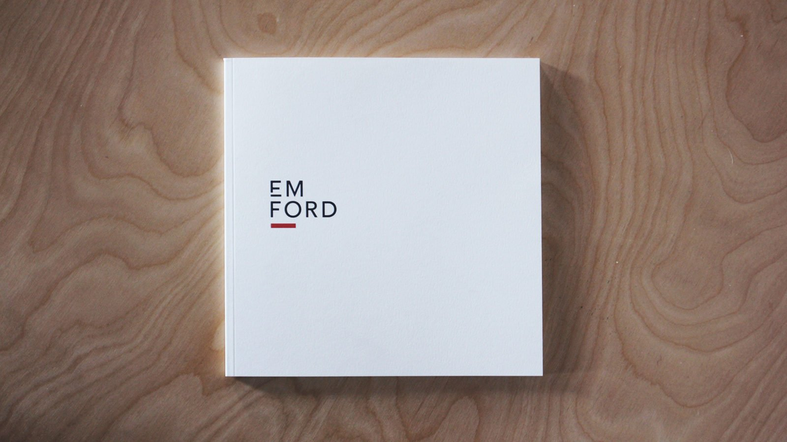 An Identity for EM Ford By Bullhorn Creative
