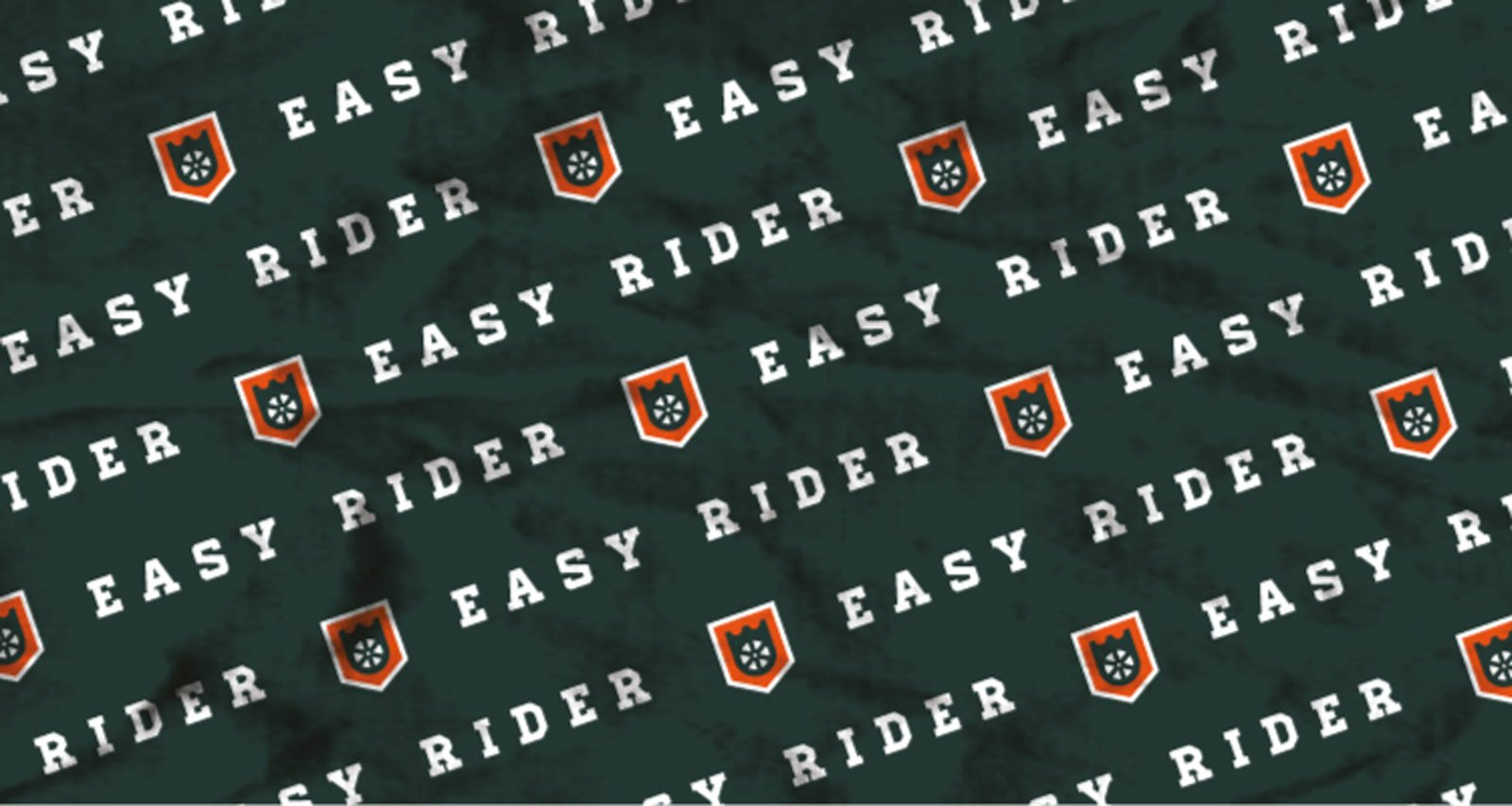 An Identity for Easy Rider Road Tour By Bullhorn Creative