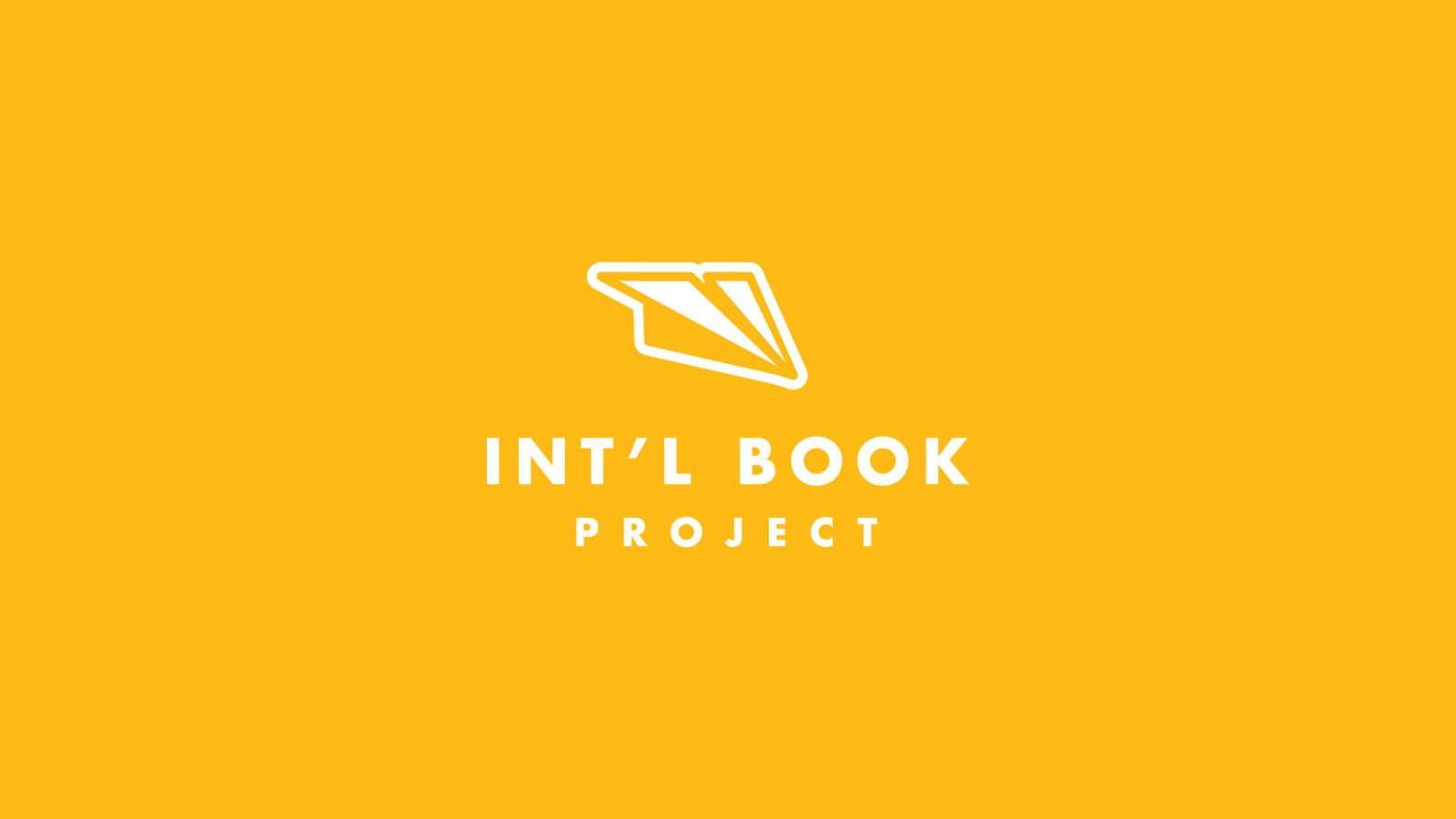 An Identity for the International Book Project By Bullhorn Creative