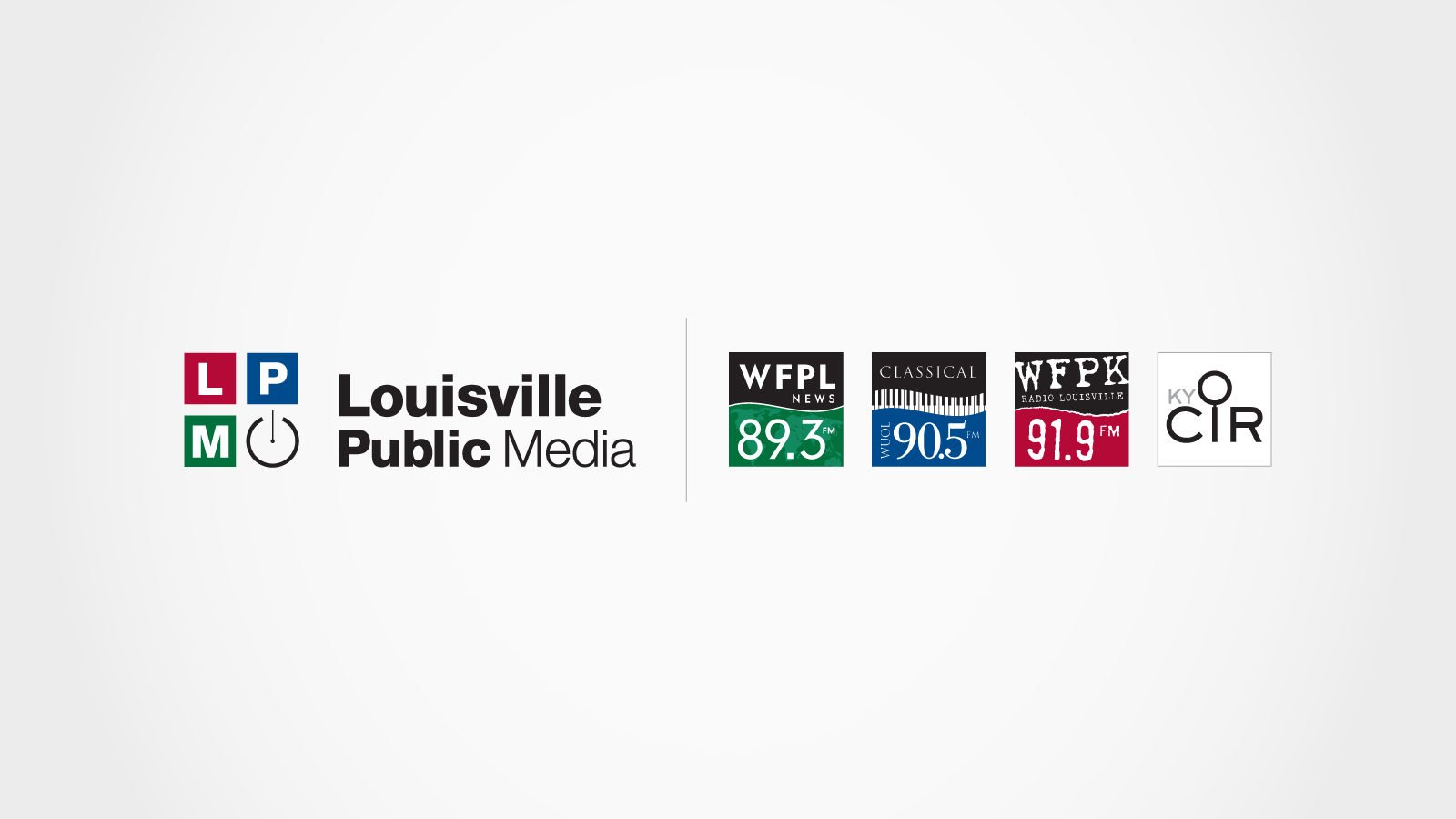 A Brand Identity for Louisville Public Media by Bullhorn Creative