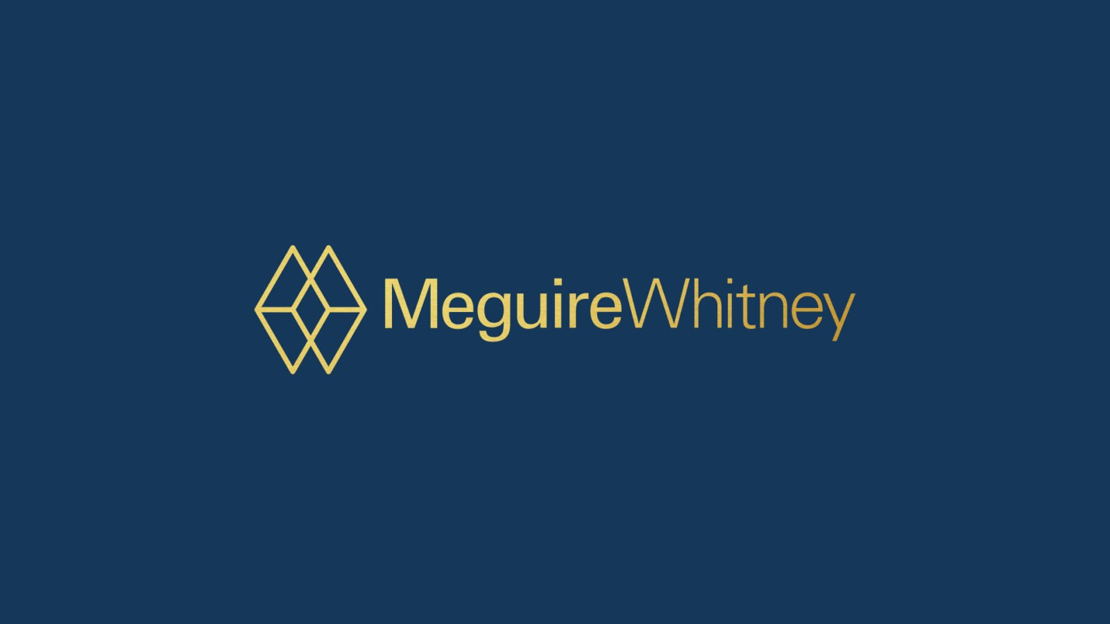 An Identity for the Meguire Whitney By Bullhorn Creative