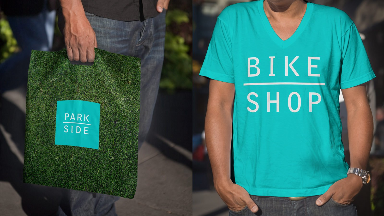 An Identity for Parkside Bikes By Bullhorn Creative