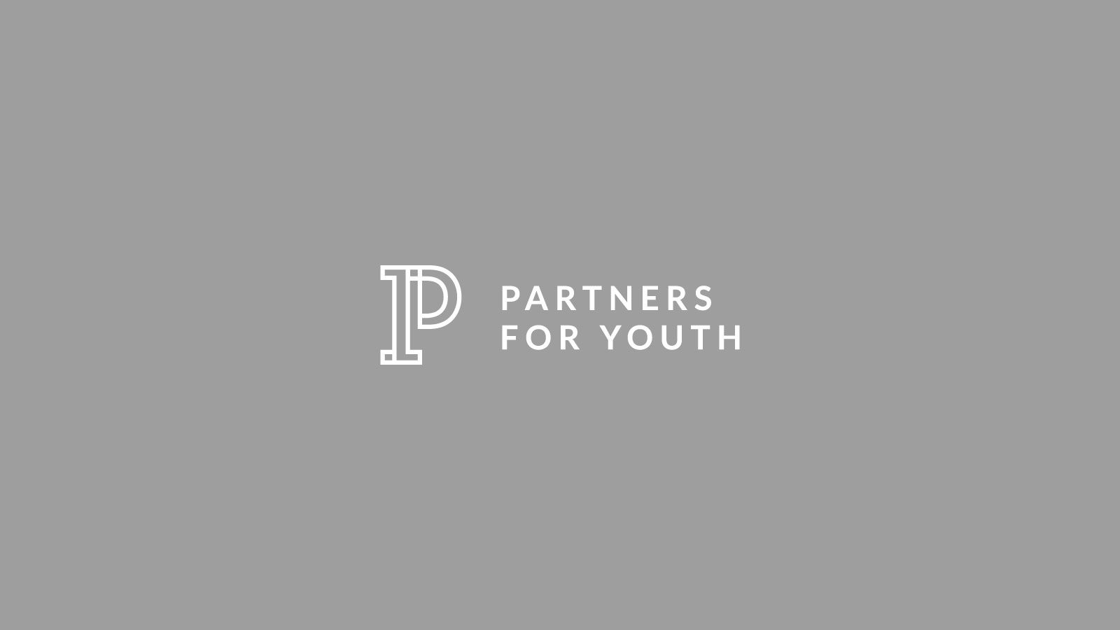 A Brand Identity for Partners For Youth By Bullhorn Creative