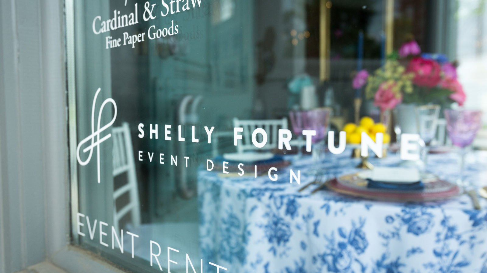 A Brand Identity for Shelly Fortune by Bullhorn Creative