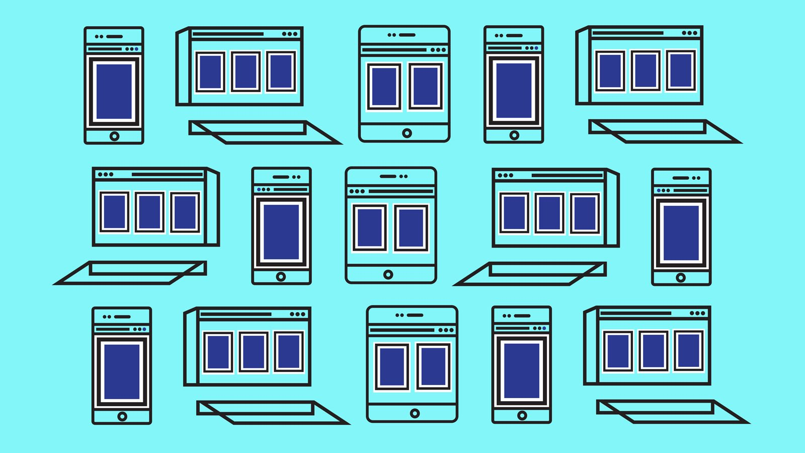 There Is No Such Thing as Responsive Web Design