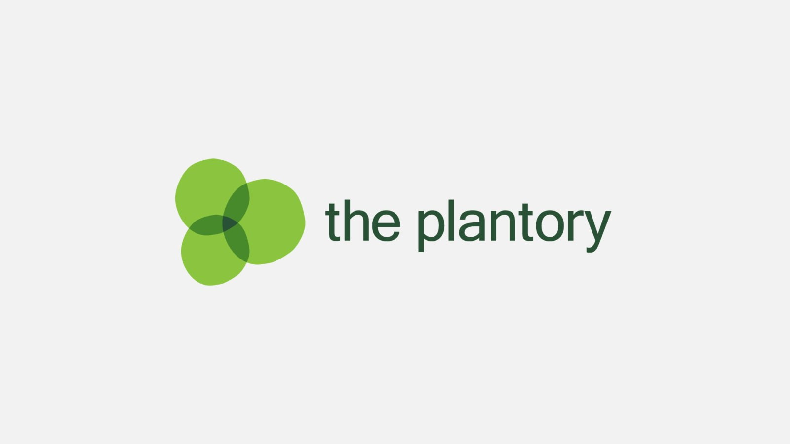 Logo and Naming of the Nonprofit The Plantory by Bullhorn