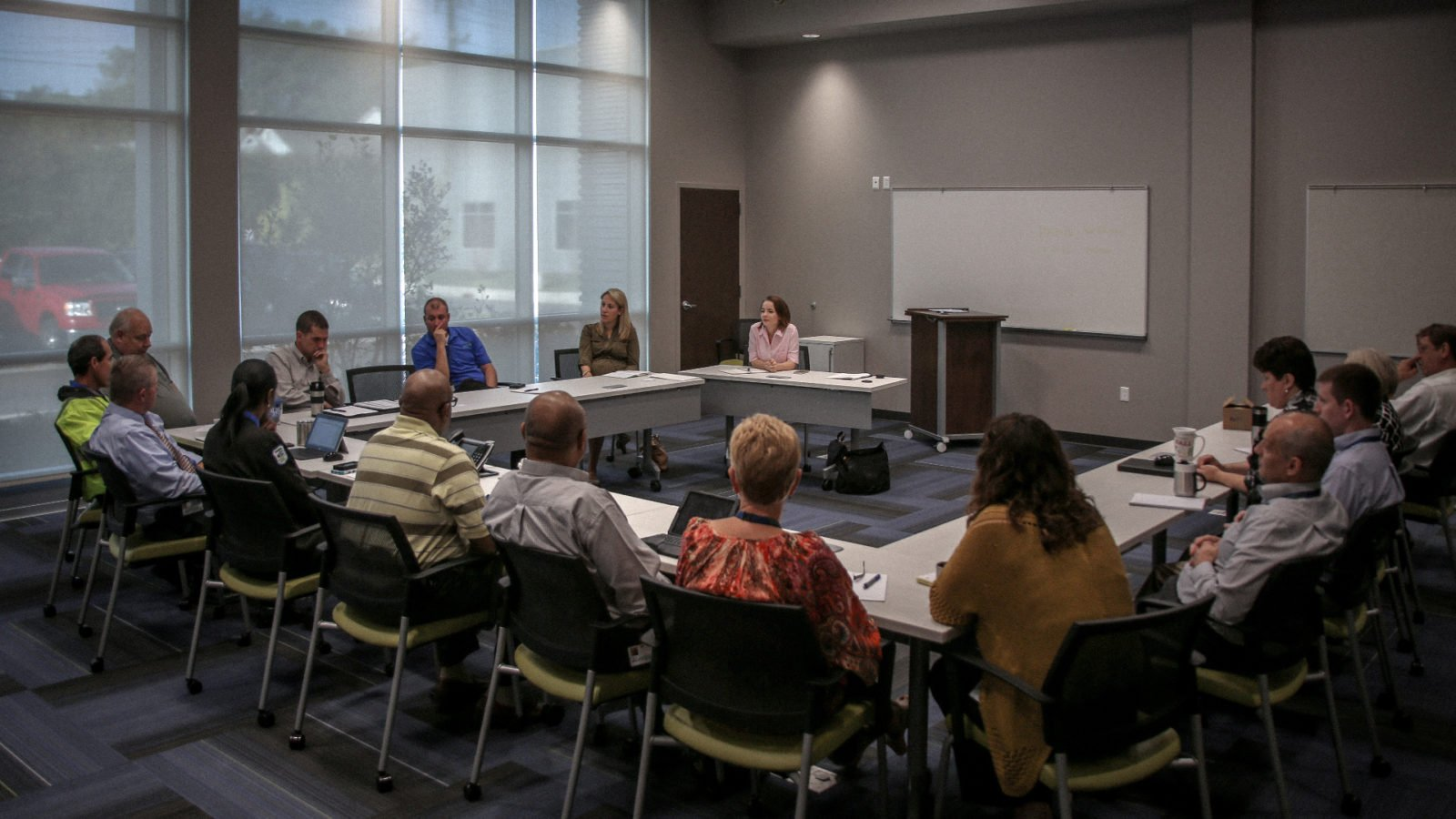 Focus Group meetings for the rebranding for Lextran, Lexington Transit Authority