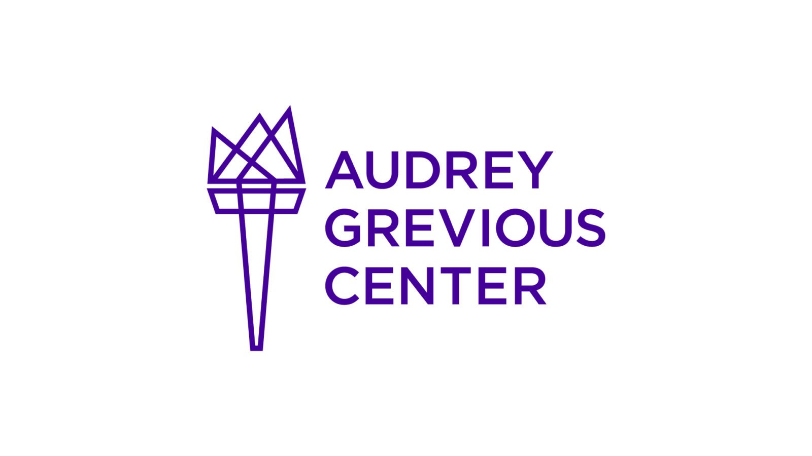Logo for the Audrey Grevious Center School