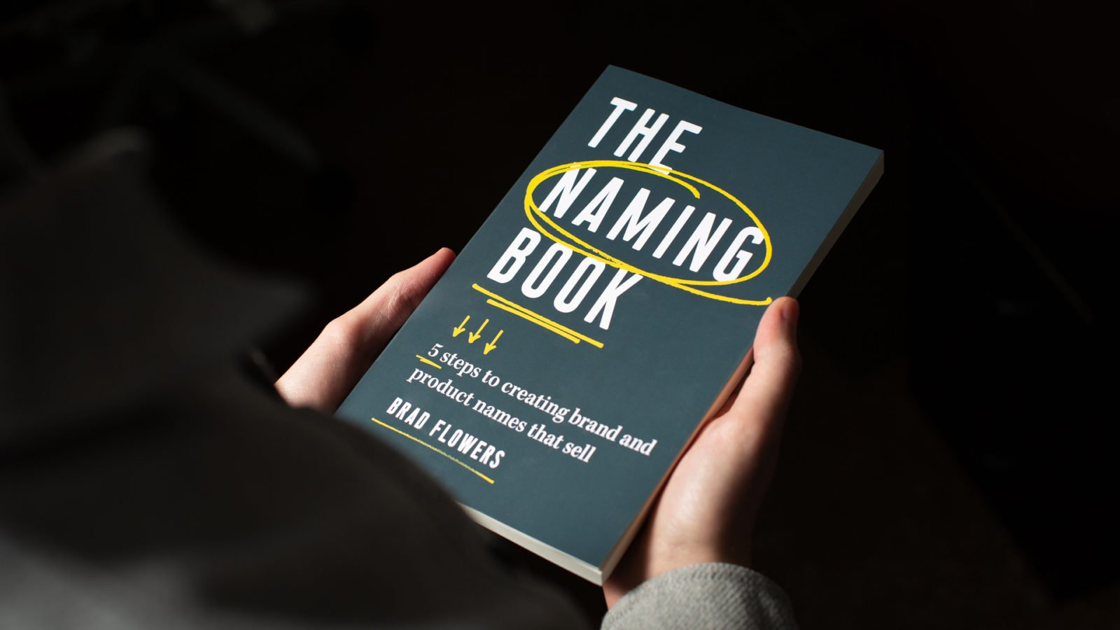 The Naming Book Photography: Cover