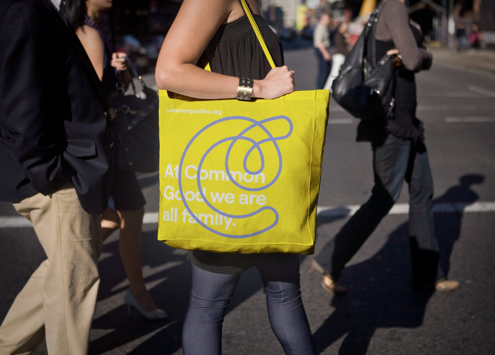 Common Good: Tote Bag